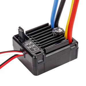 1060-60A-Brushed-ESC-Elektronischer-Drehzahlregler-fuer-1-10-RC-Car-RC1000