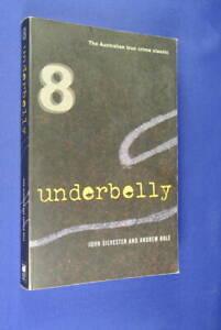 UNDERBELLY-8-John-Silvester-Andrew-Rule-MORE-TRUE-CRIME-STORIES-Book-Australian