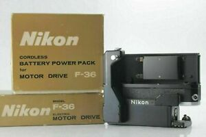 MINT-Overhauled-Nikon-F-36-Motor-Drive-w-Battery-Pack-For-F-From-JAPAN-472