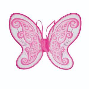 Aile De Papillon adulte fantaisie conte de fée rose aile papillon costume déguisement