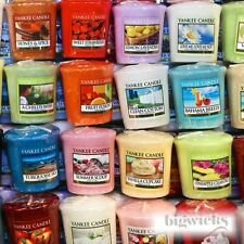 Yankee Candle Votive Samplers X 15  YOU CHOOSE