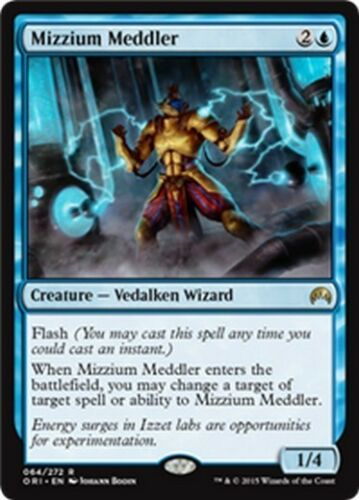 Mizzium Meddler MTG MAGIC ORI Origins Eng//Ita 2x Manipolatore di Mizzum