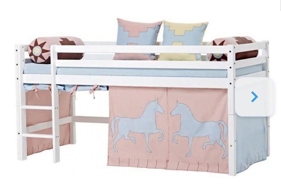 Halvhøj seng, Hoppekids halvhøj seng, b: 70 l: 160