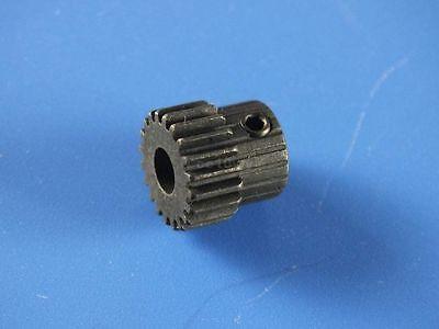 1pcs Inner Diameter=5mm Meter Gears Motor Gear Module=0.5 Teeth=20 Steel #45