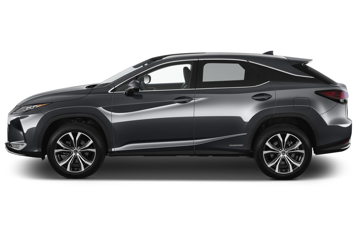 Lexus RX side view