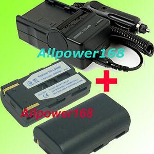 1521cd64f297 Battery + Charger For SB-LSM80 SAMSUNG SC-DC164 SCDC164 SC-DC173U DV ...