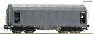Roco-76442-HO-Gauge-AAE-Shimmns-Tarpaulin-Wagon-VI