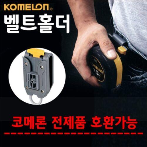 Komelon Ruban à mesurer Belt Holder Clip pour tous les Komelon