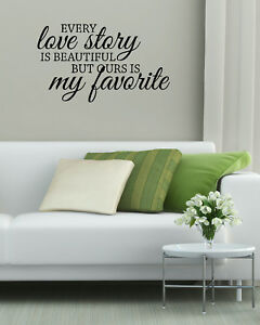 Every-Love-is-my-Favorite-Bedroom-Wall-Sticker-Vinyl-Decal-Quotes-Saying-23-034-x14-034