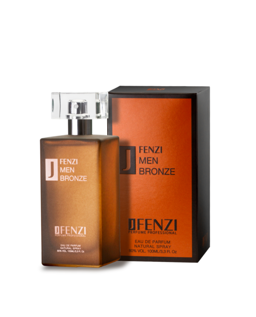 Men Bronze 100ml Eau de Parfum von Fenzi           Grundpreis pro 100ml 8,95€