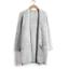 Women-039-s-Long-Sleeve-Knit-Open-Front-Cardigan-Sweater-Shirt-Top-Jacket-Coat-Tops thumbnail 8