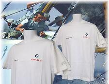 Henri Lloyd BMW ORACLE Americas Cup Sailing Team  Cotton T Shirt White