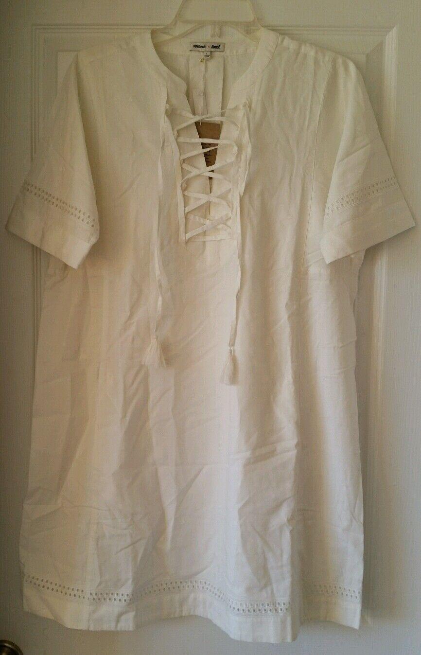 Madewell damen x Daryl K® Beverly Lace-Up Dress E7675  S Small