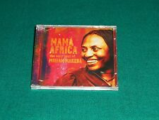 Miriam Makeba ‎– Mama Africa: The Very Best Of Miriam Makeba
