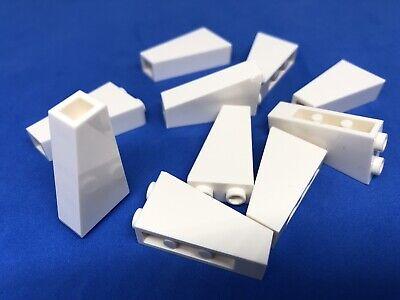 2449 NEUF NEW 2 X LEGO Black Slope Inverted 75 2 x 1 x 3