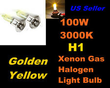 Golden Yellow Xenon 100w Bulb- Volvo 03-11 XC90/ 01-06 S60 Fog Light H1