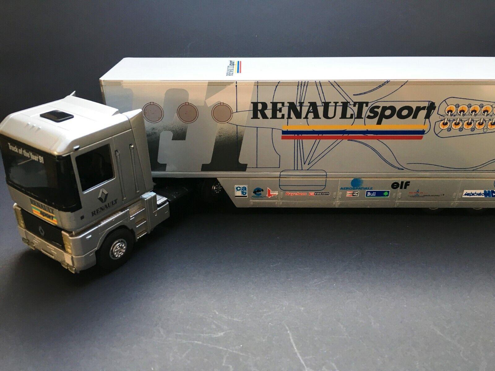 marcas en línea venta barata Eligor - - - Renault F1 Sport - Transporter - 1 43  El nuevo outlet de marcas online.