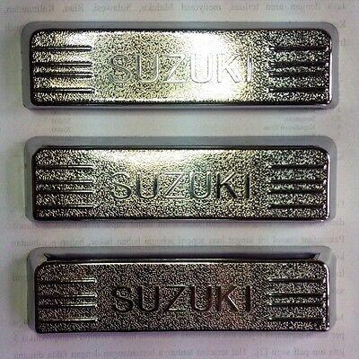 SUZUKI GYPSY SJ413 SJ410 EXTENSION PILLAR TARGA BAR TRIM PLATE SET NEW BRAND