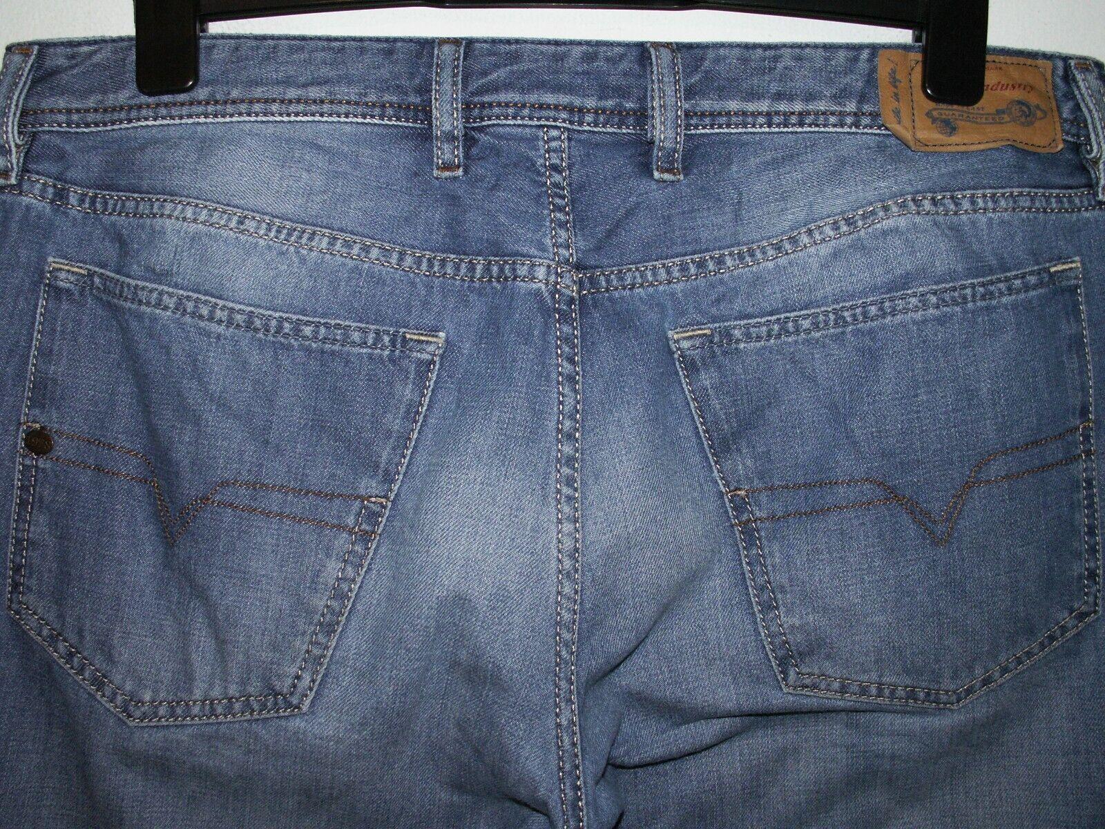Diesel waykee regular-straight regular-straight regular-straight fit jeans wash 0839C W36 L32 (a4686)  | Deutsche Outlets  | Kompletter Spezifikationsbereich  | Adoptieren  b559fd