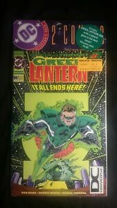 Green-Lantern-50-And-52-Factory-Sealed-in-Plastic-1994-DC-Collector-Comics