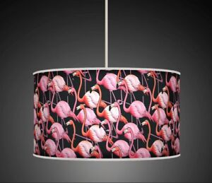 TROPICAL PINK FLAMINGO  HANDMADE LAMPSHADE CEILING TABLE LAMPSHADE 931 - Glasgow, Glasgow (City of), United Kingdom - Returns accepted Most purchases from business sellers are protected by the Consumer Contract Regulations 2013 which give you the right to cancel the purchase within 14 days after the day you receive the item. F - Glasgow, Glasgow (City of), United Kingdom