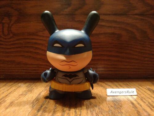 Batman Dunny Vinyl Mini Series Kidrobot Batman 2//24 Rarity