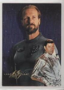 1998 Lost in Space: The Movie Double Feature Kmart Video John Robinson #KM1 r5h