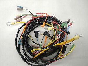 image is loading 57-1957-ford-truck-dash-wiring-harness-f100-
