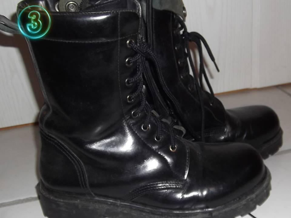 Army / Armee / Police / Polizei Polizei Polizei Camo botas Stiefel Docs ABRI-TNI 3658cf