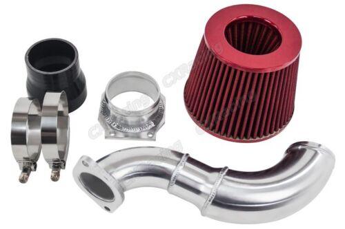 CXRacing Turbo Cold Air Intake Pipe Filter MAF Flange Kit For S13 SR20DET SR20