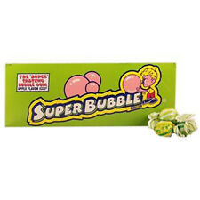 Super Bubble Bubble Gum Apple 1 Ct Each ( 300 In A Pack )