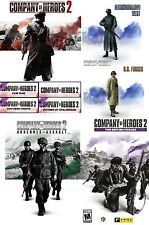 Company of Heroes 2 PC & Mac [Steam Key] No Disc COH Master Collection