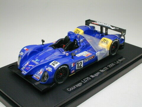 EBBRO 1 43 Courage Mugen LC70 Courage Le Mans 24 h 2006  12 from Japan