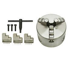 3 3 Jaw Self Centering Chuck Lathe Milling Internal External Grinding Machines