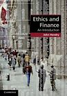 Ethics and Finance: An Introduction by John Hendry (Hardback, 2013)