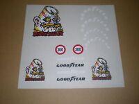 Mantua Stickers Good Year  Drunk Again