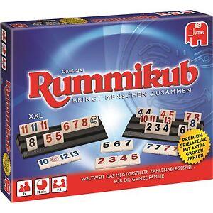 Jumbo Original Rummikub XXL, Brettspiel