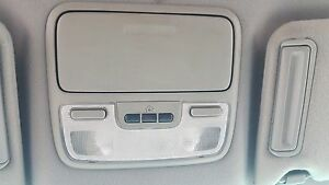 Image Is Loading 99 06 Honda Tl Accord Overhead Console Map