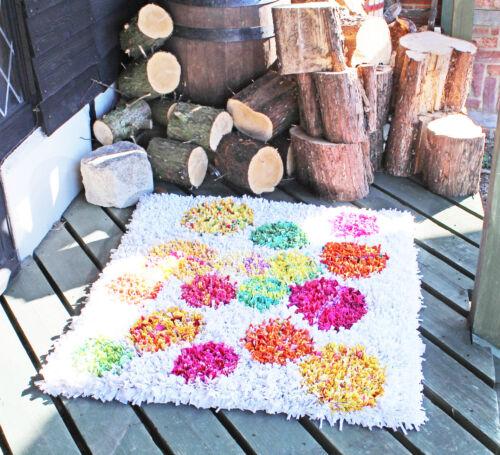 Ragged Life Easy Peasy Rag Rug Kit w// Rag Rug Spring Tool