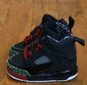 promo code 4fd71 ad537 Image is loading VNDS-Condition-2017-Air-Jordan-Spizike-034-Black-