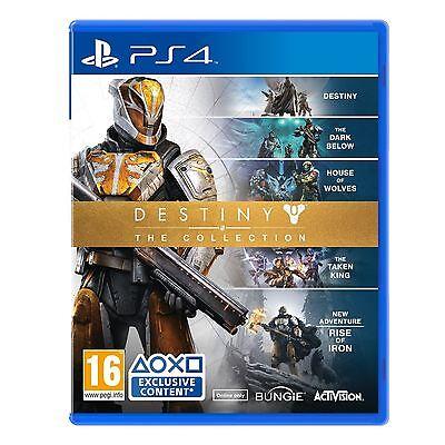 Destiny The Collection PS4 Spiel Neu und OVP