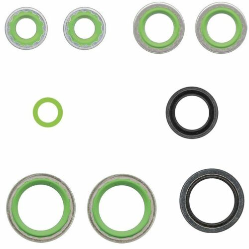 A//C System O-Ring and Gasket Kit SANTECH STE fits 13-15 Dodge Dart 2.4L-L4