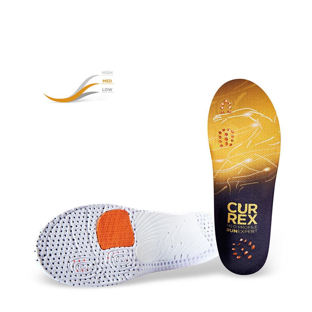 CurrexSole RunExpert RunExpert RunExpert Med 2018 Sport Einlegesohle Currex Running Sporteinlage 4f29b7
