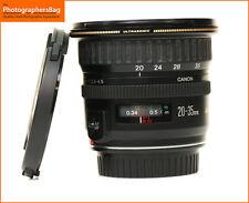 Canon EF 20-35mm F3.5-4.5 USM AF Zoom Lens for EOS SLRs +  Free UK Post