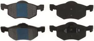 Front MKD843 Metallic Brake Pads 2004 2005 2006 2007 FORD ESCAPE W// REAR DRUM