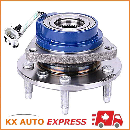 FRONT WHEEL HUB BEARING ASSEMBLY FOR SATURN RELAY 2005 /& RELAY-3 2005 ABS