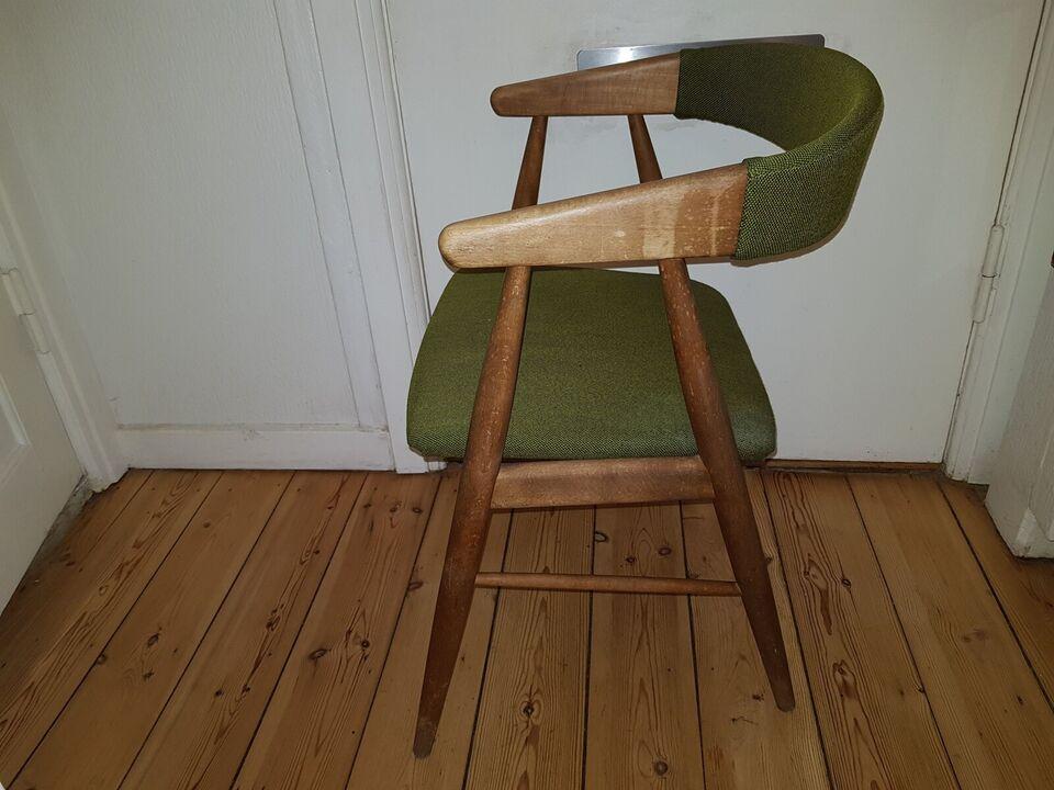 Anden arkitekt, Teak stol