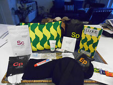 ETIHAD Business Class SCARAMOUCHE+FANDANGO LUXE Amenity Kit Trousse Kulturbeutel