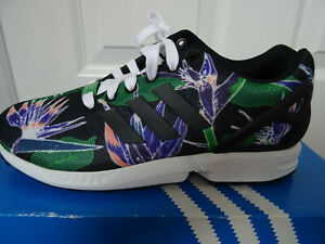 new style 8d884 9a068 Details about Adidas ZX Flux mens trainers shoes B34518 uk 5.5 eu 38 2/3 us  6 NEW+BOX
