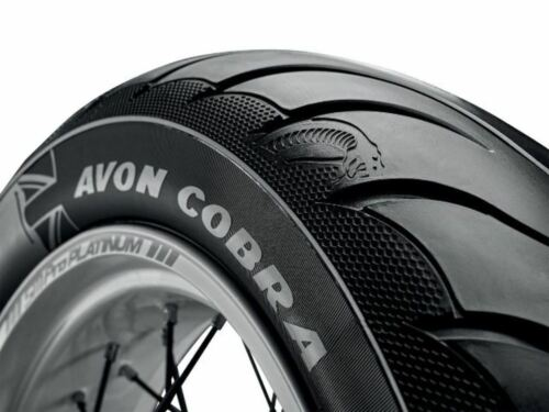Avon AV92 Cobra Chrome 200//55Vr-17 78V Rear Motorcycle
